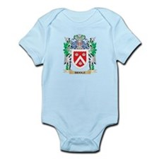 Biddle Coat of Arms - Family Crest Body Suit