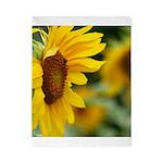 Sunflower Photo Twin Duvet