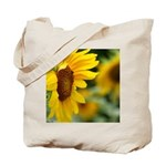 Sunflower Photo Tote Bag