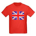 British Flag Kids Dark T-Shirt