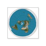 Flat earth Square