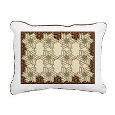 Virgo Rectangular Canvas Pillow