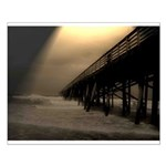 Flagler Beach Fishing Pier Photo Posters
