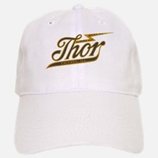 Thor Motorcycle Chicago Retro Baseball Baseball Cap