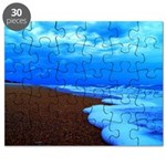 Flagler Beach Shoreline Picture Puzzle