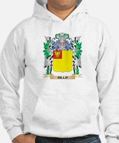 Billo Coat of Arms - Family Cres Hoodie