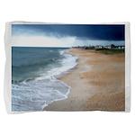 Flagler Beach Shoreline Pillow Sham