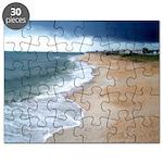 Flagler Beach Shoreline Puzzle