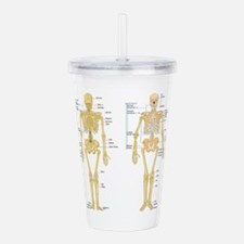 Funny Med student Acrylic Double-wall Tumbler