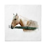 Horse Photography Queen Duvet
