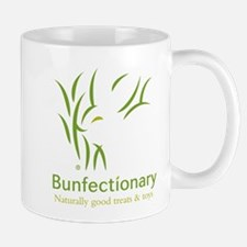 Bunfectionary logo tote Mugs