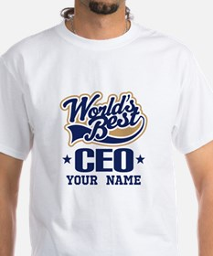 CEO Personalized Gift T-Shirt