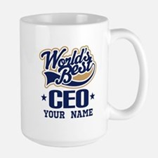 CEO Personalized Gift Mugs