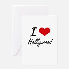 I love Hollywood Greeting Cards