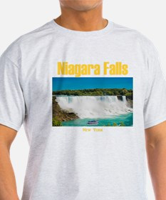 Unique Falls T-Shirt