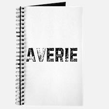 Averie Journal
