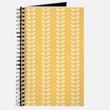 Lashes Gold Journal