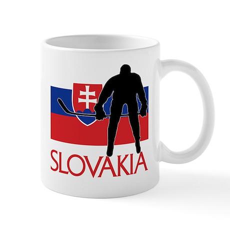 Slovak Hockey Mug