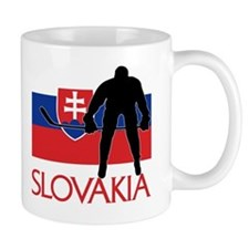 Slovak Hockey Mug