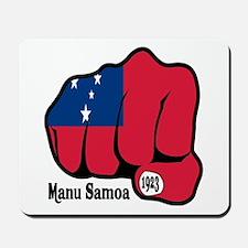 Samoa Fist 1923 Mousepad