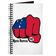 Samoa Fist 1923 Journal