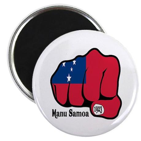 Samoa Fist 1923 Magnet