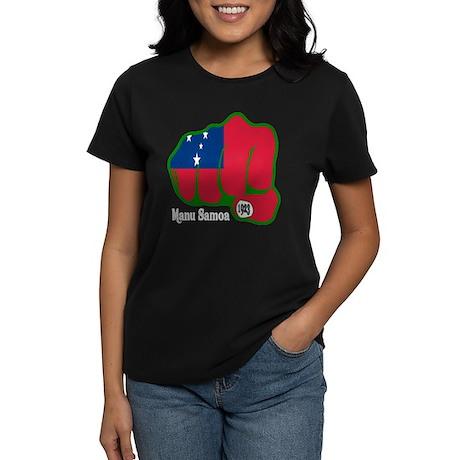 Samoa Fist 1923 Women's Dark T-Shirt