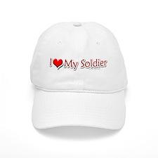 I <3 my Soldier Baseball Cap