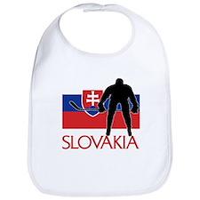Slovak Hockey Bib