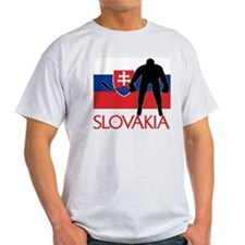 Slovak Hockey T-Shirt
