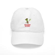 The Gobbling Goblin's Baseball Cap