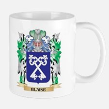 Blaise Coat of Arms - Family Crest Mugs