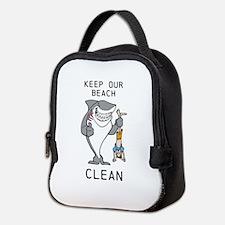 Clean Beaches Neoprene Lunch Bag