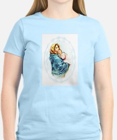 Funny Blessed mary T-Shirt