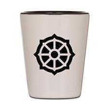 Symbol Shot Glass