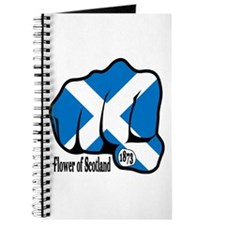Scotland Fist 1873 Journal