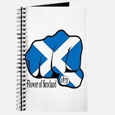 Scotland Fist 1873 Journal