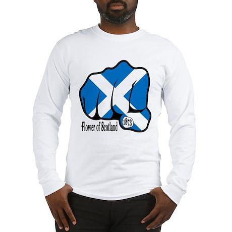 Scotland Fist 1873 Long Sleeve T-Shirt