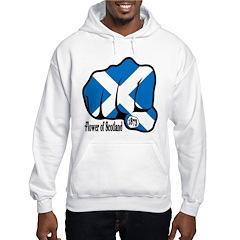 Scotland Fist 1873 Hoodie
