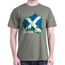 Scotland Fist 1873 T-Shirt