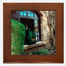 Window box in Perouges Framed Tile