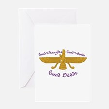 Good Thoughts Greeting Cards