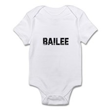 Bailee Infant Bodysuit