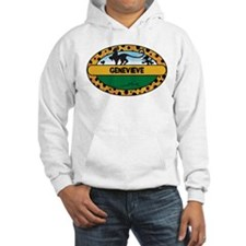 GENEVIEVE - safari Hoodie