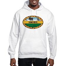 GENEVIEVE - safari Jumper Hoody