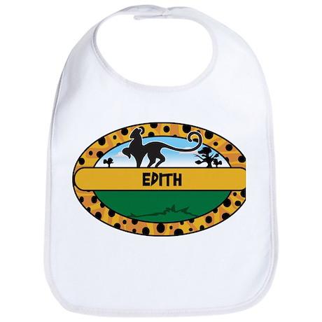 EDITH - safari Bib