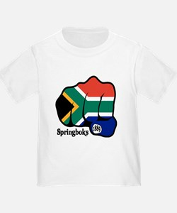 South Africa Fist 1889 T