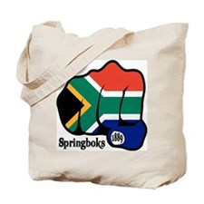 South Africa Fist 1889 Tote Bag