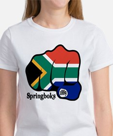 South Africa Fist 1889 Tee