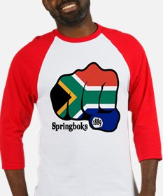 South Africa Fist 1889 Baseball Jersey